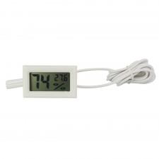 Цифровой термометр-гигрометр с выносным датчиком